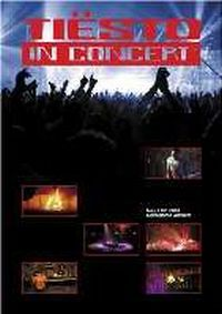 Cover Tiësto - In Concert [DVD]